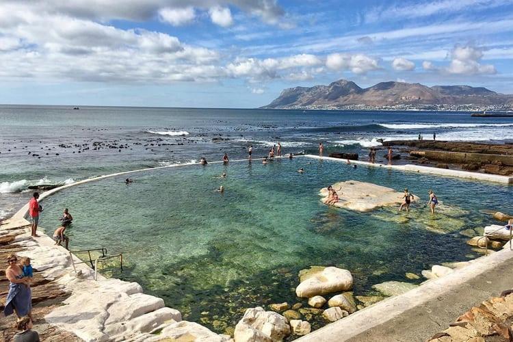 Dalebrook Tidal Pool Kalk Bay