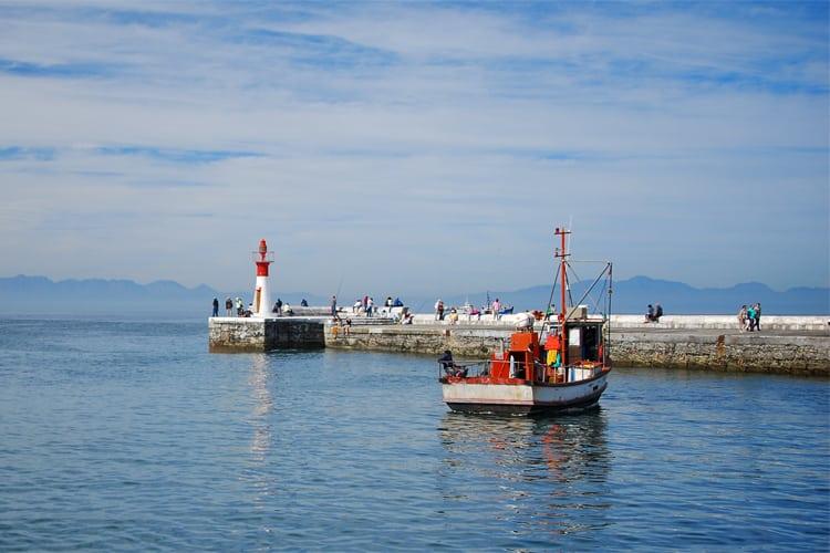 Kalk Bay Lighthouse