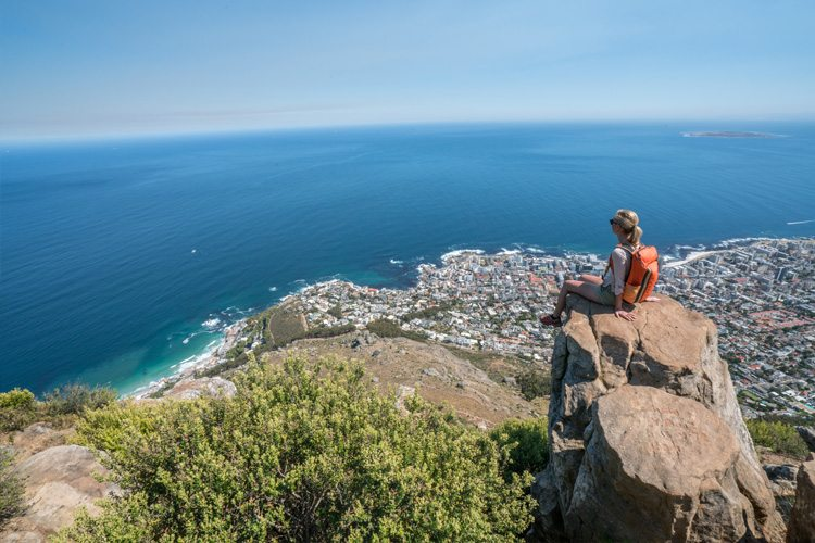 Hiking Tails Cape Town Lions Head