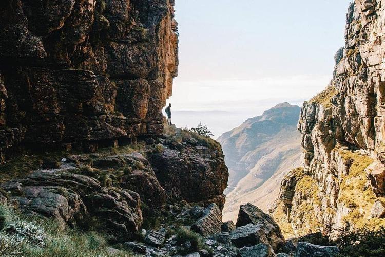 Hiking Tails Cape Town Platterklip Gorge