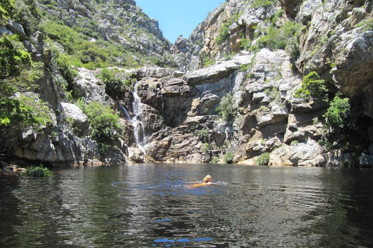 Hiking Trails Cape Town Crystal Pools