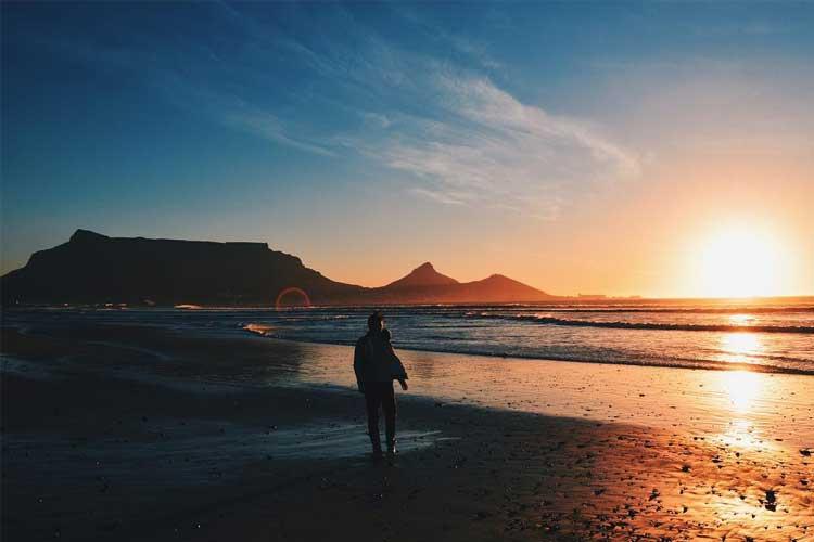 Sunset Beach Western Cape
