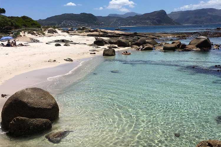 Cape Town Beaches – Water's Edge
