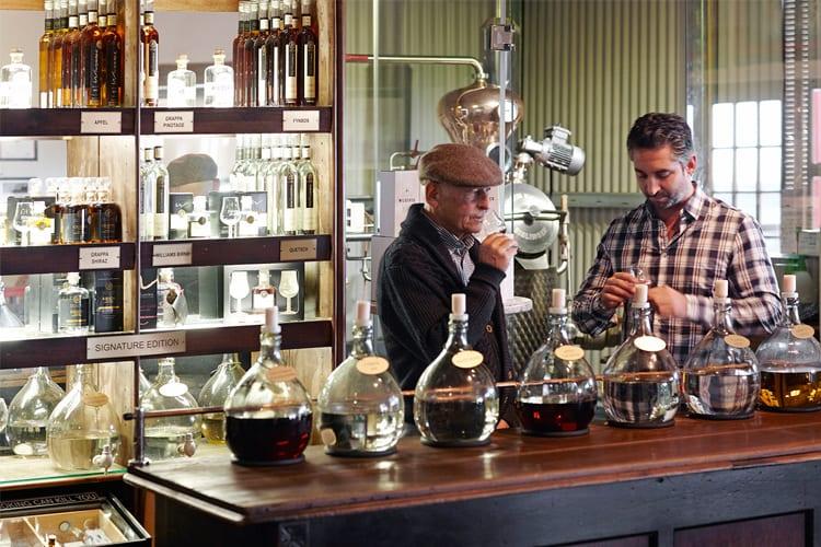 Wilderer Distillery: Spice Route