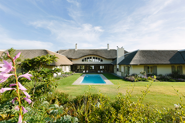 The Thatch House Hermanus Accommodation