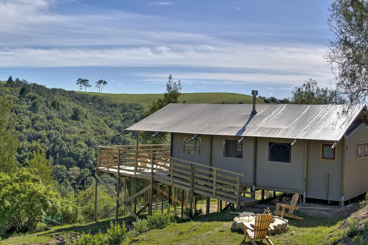 Best Glamping in The Western Cape: AfriCamps at Ingwe