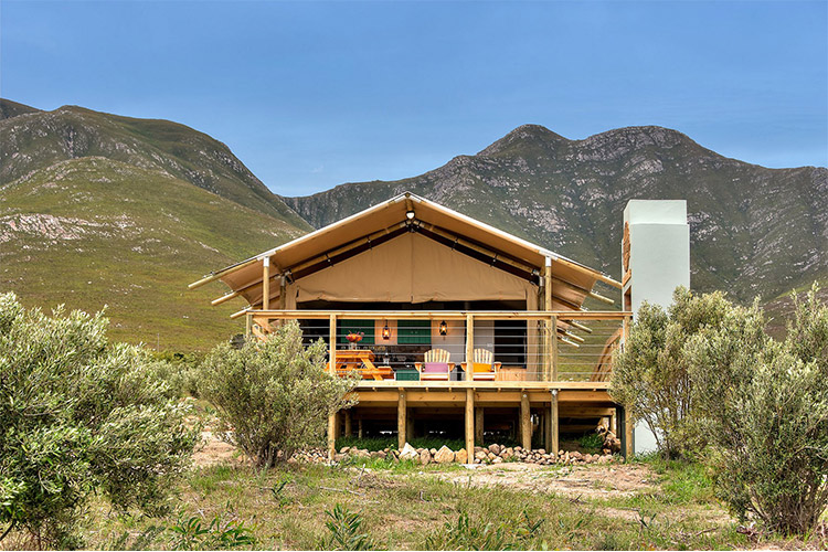 Best Glamping in The Western Cape: AfriCamps at Stanford Hills