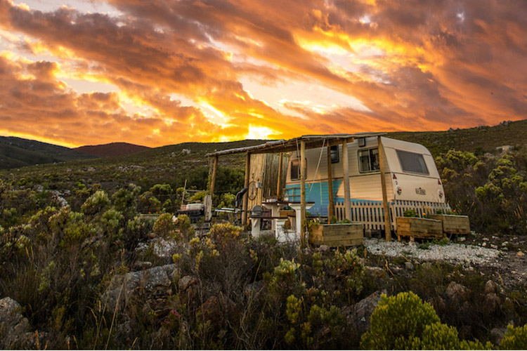 Best Glamping in The Western Cape: Kwelanga