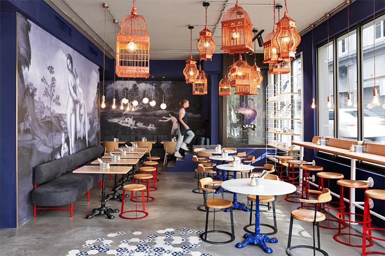 Swan Cafe: Breakfast Cape Town