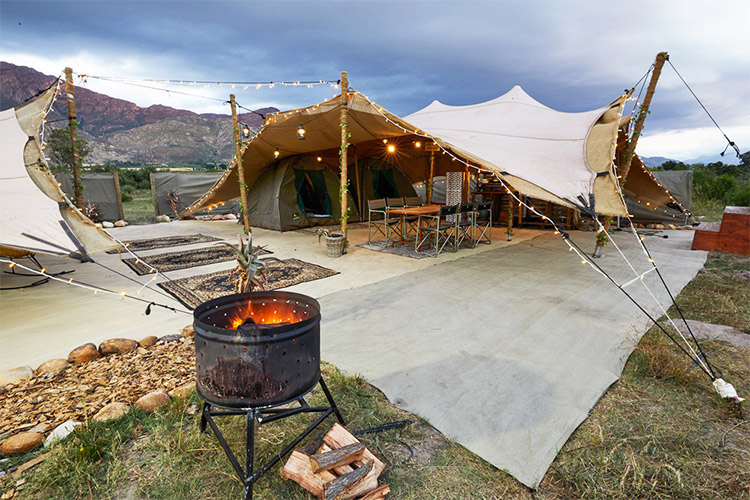 Best Glamping in The Western Cape: Wolfkop Camping Villages