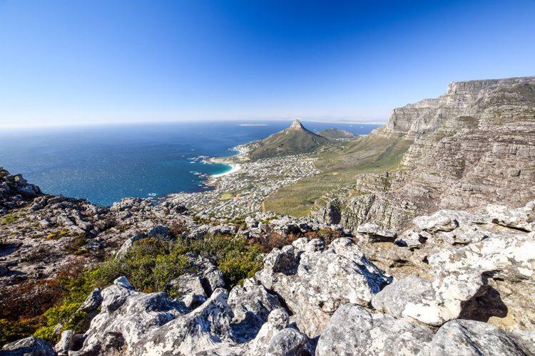 Kasteelspoort Table Mountain-hike