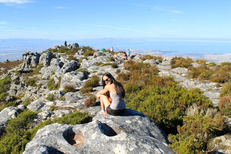 Maclears Beacon Table Mountain Hike