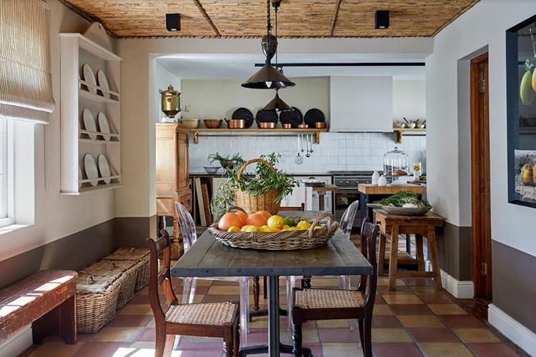 La Clé Lodge Kitchen