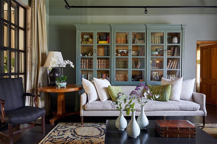 La Clé Lodge Lounge