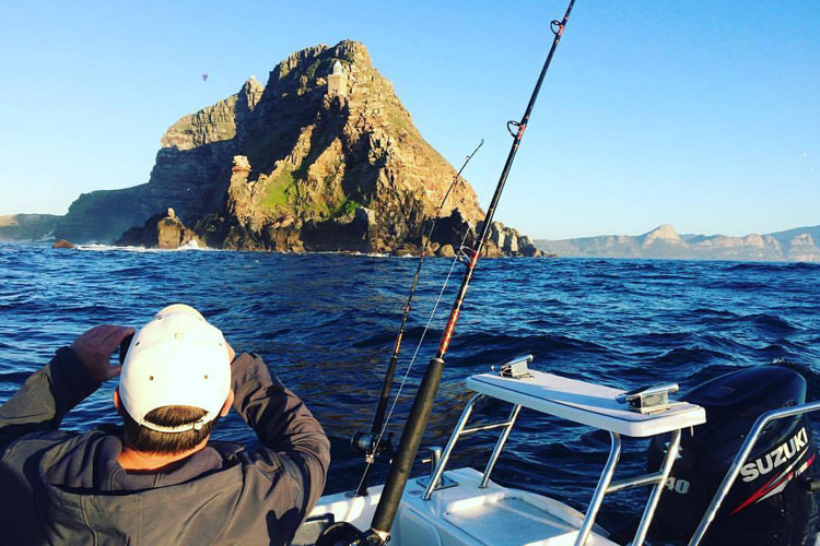 Cape Point: Deep-sea Fishing