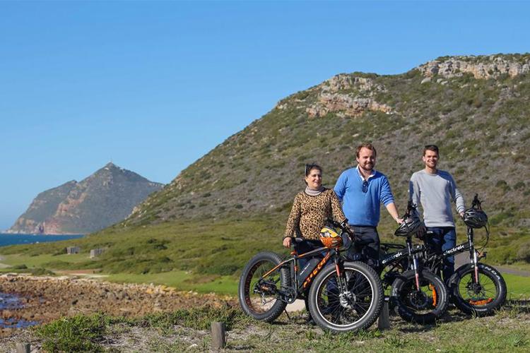 Cape Point: E-Bike Tour Cape Of Good Hope