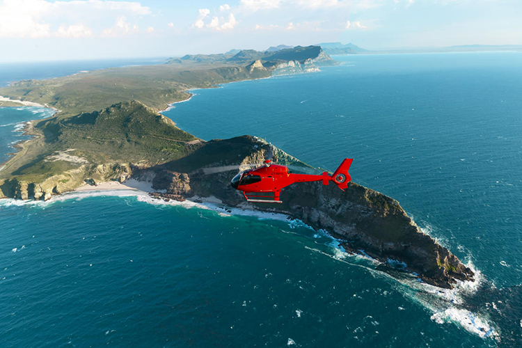 Cape Point: Helicopter Ride
