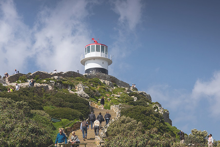 Cape Point National Park: The Old Lighthouse