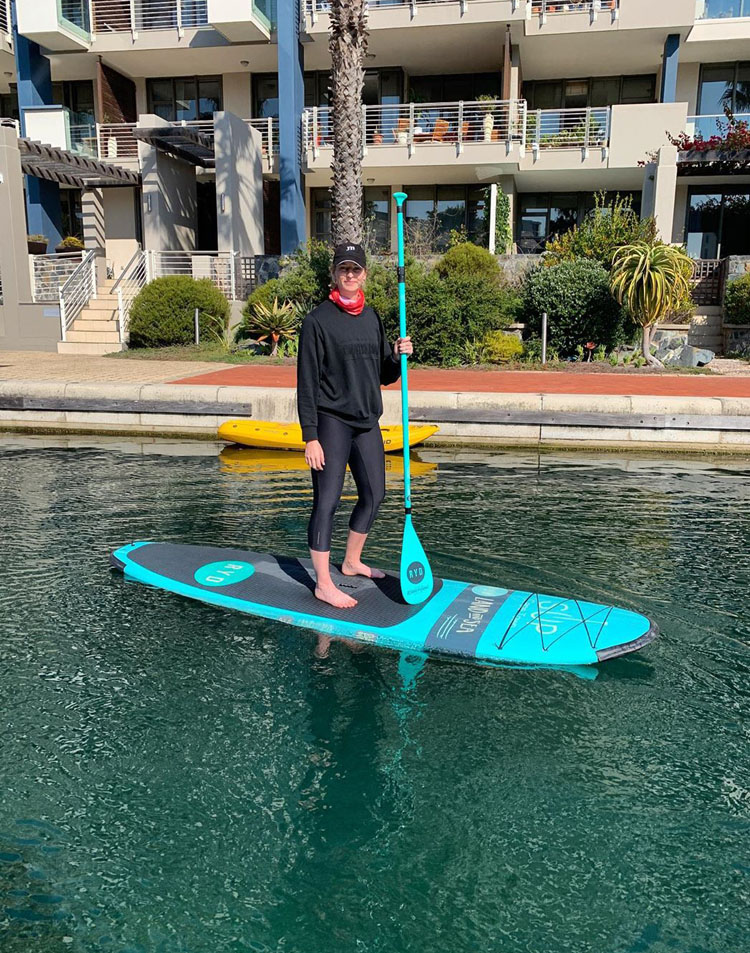 SUP Waterfront Winter Special