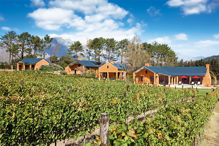 La Residence Winelands Accommodation