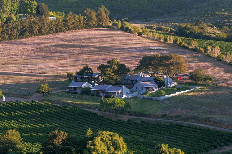 Mont Angelis Winelands Accommodation