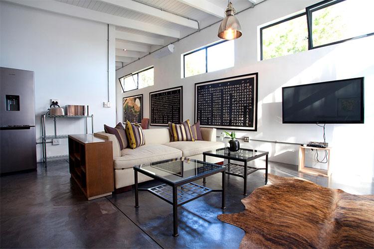 Sugarbird Manor Lounge Winelands Accommodation