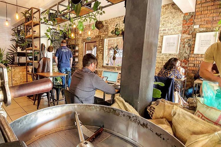 Best Cape Town Breakfast Spots: Boston Coffee