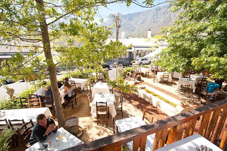 Best Cape Town Breakfast Spots: Café Paradiso