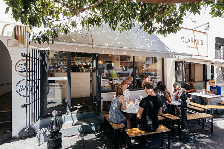 Best Cape Town Breakfast Spots: Clarke's Bar & Dining Room
