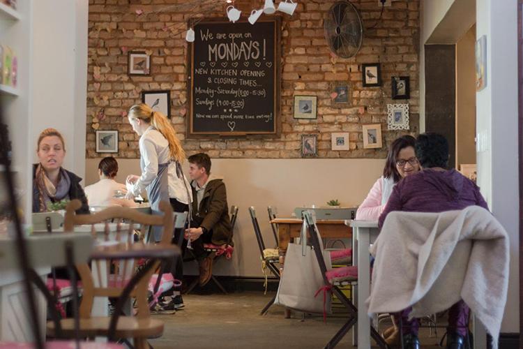 Best Cape Town Breakfast Spots: Four & Twenty Café