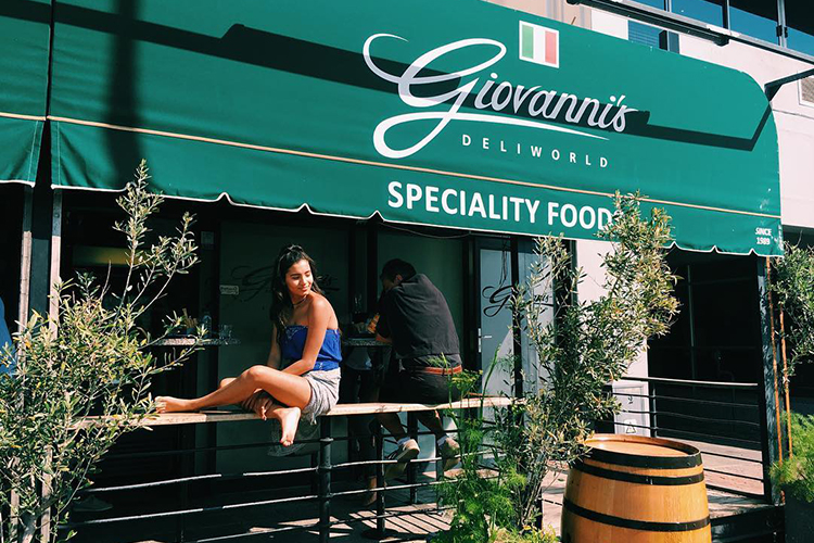 Best Cape Town Breakfast Spots: Giovanni's