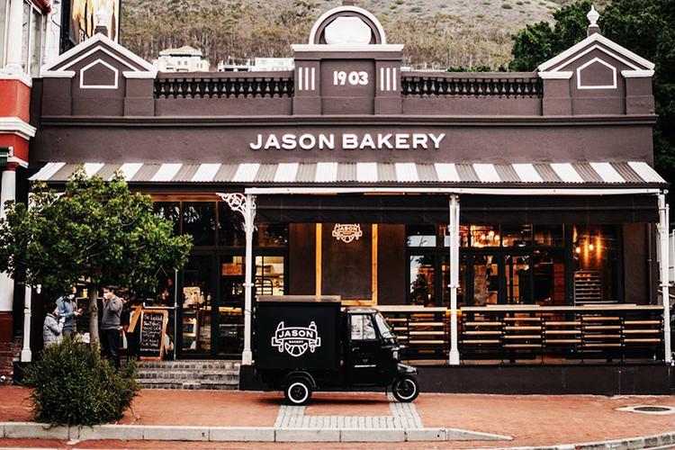 Best Cape Town Breakfast Spots: Jason Bakery