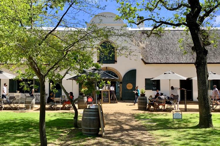 Best Cape Town Breakfast Spots: Jonkershuis
