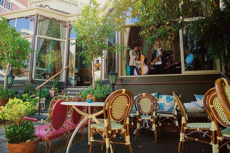 Best Cape Town Breakfast Spots: Kloof Street House