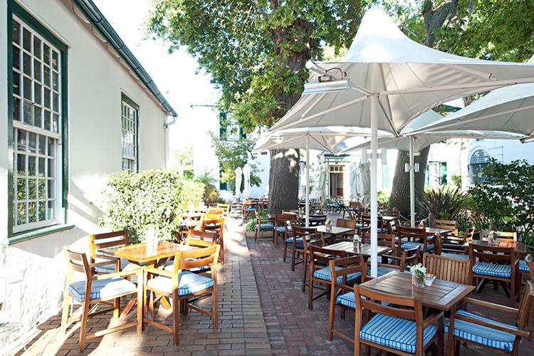 Best Cape Town Breakfast Spots: La Belle Bistro & Bakery