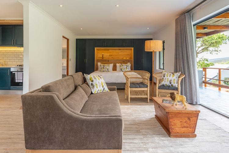 Mont Angelis Adonay Cottage Lounge