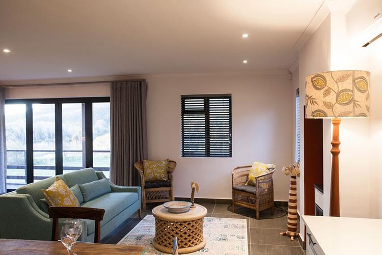 Mont Angelis Cherubim Cottage Lounge