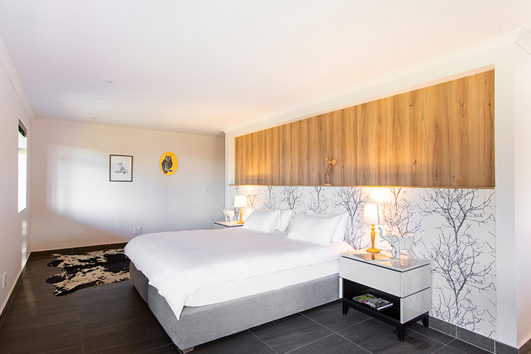 Mont Angelis Muriel Cottage Bedroom