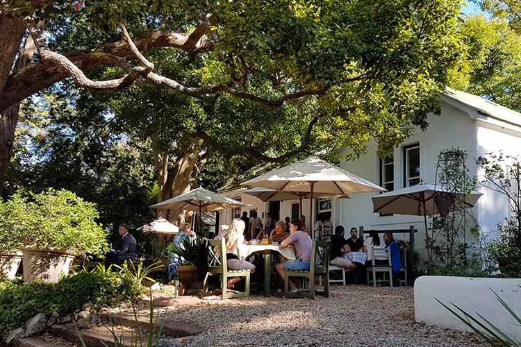 Best Cape Town Breakfast Spots: The Gardeners Cottage
