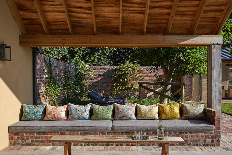 7 Koppies Relaxation Area