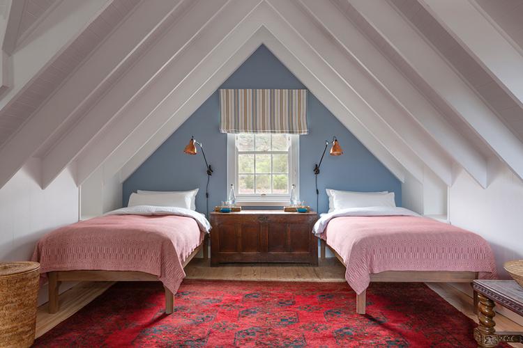 7 Koppies Twin Bedroom