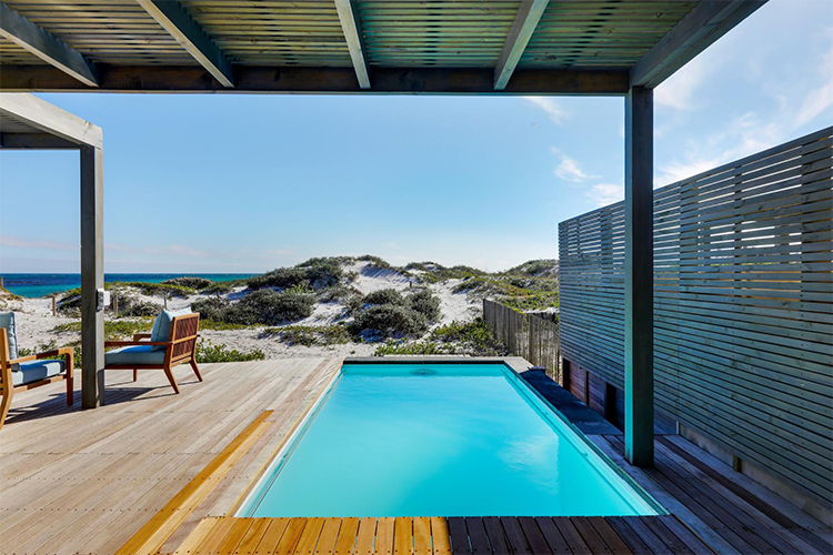 Blue Ocean Beach House Beach Villas