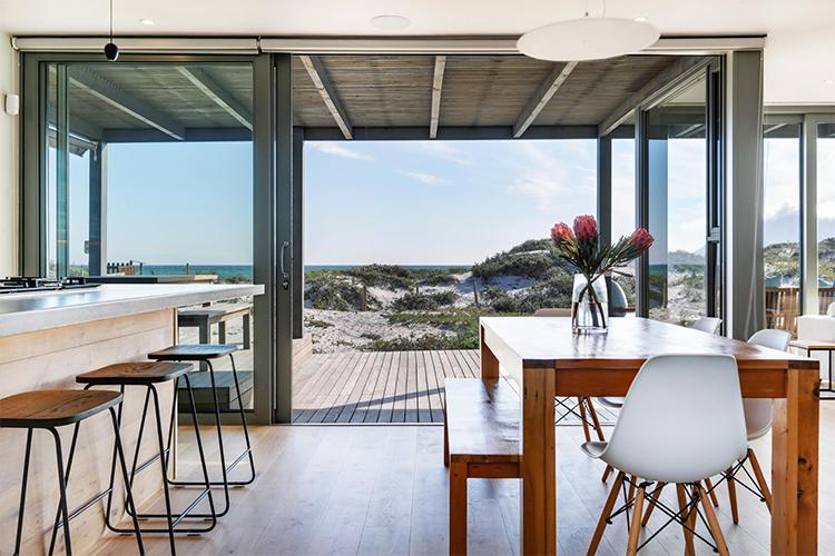 Blue Ocean Beach House Interior Beach Villas