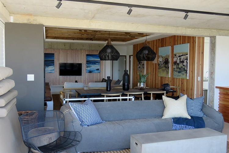 Troon Beach Cottage Interior Beach Villas