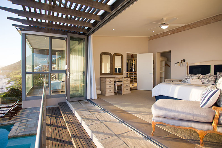 Villa Misty Cliffs Bedroom Beach Villas
