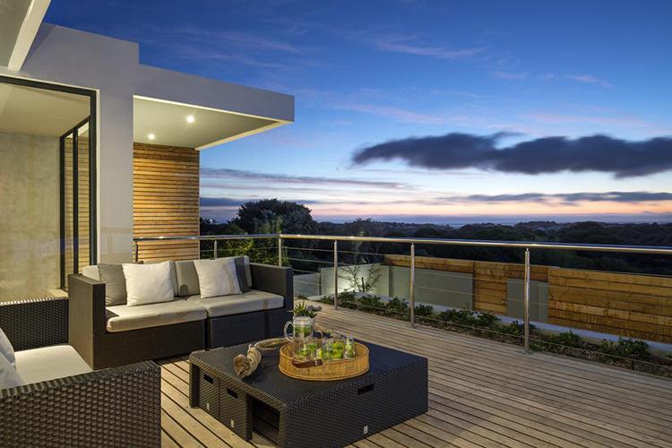 Waterline Villa Sunset