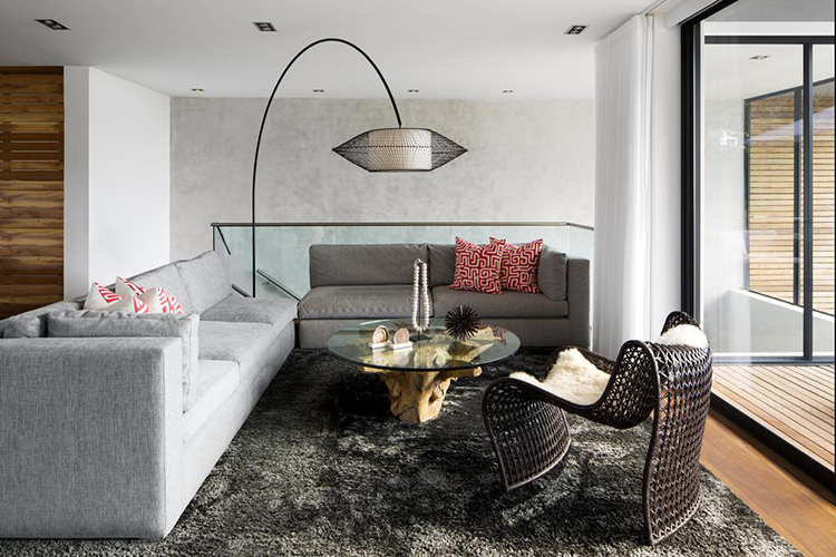 Waterline Villa Upstairs Lounge