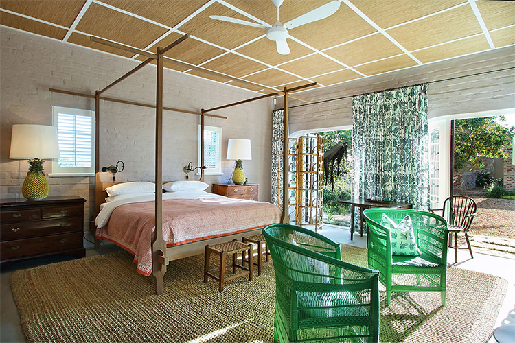 Weekend Getaways Cape Town: 7 Koppies Bedroom