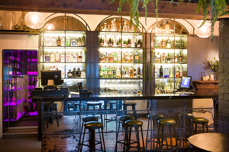 Botany Bars in Cape Town
