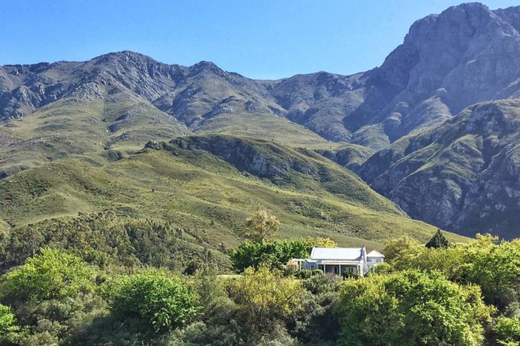 Weekend Getaways Cape Town: Die Laaitjie Farmhouse